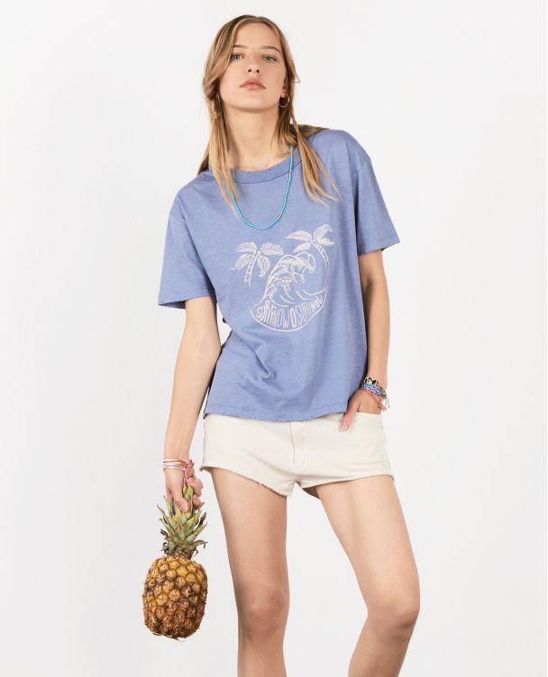 Camiseta Boyfriend