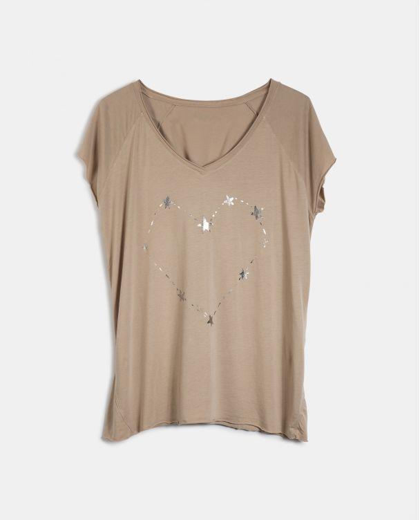 Camiseta Oversize