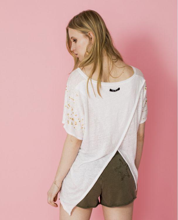 Basic Linen T-shirt